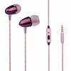 Hot Sale new product metal earphone for promotion in ear earphone with mic