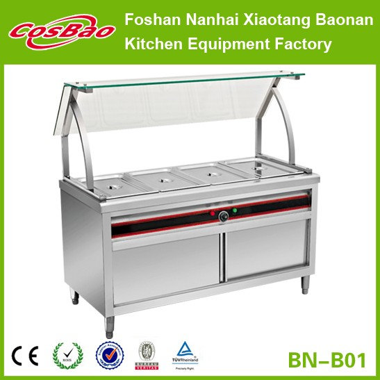 Catering Equipment Commercial Stainless Steel Electric