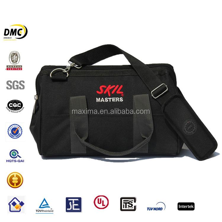Carpenters Tool Bag,Tool Bag With Shoulder Strap. Handle Tool Bag ...
