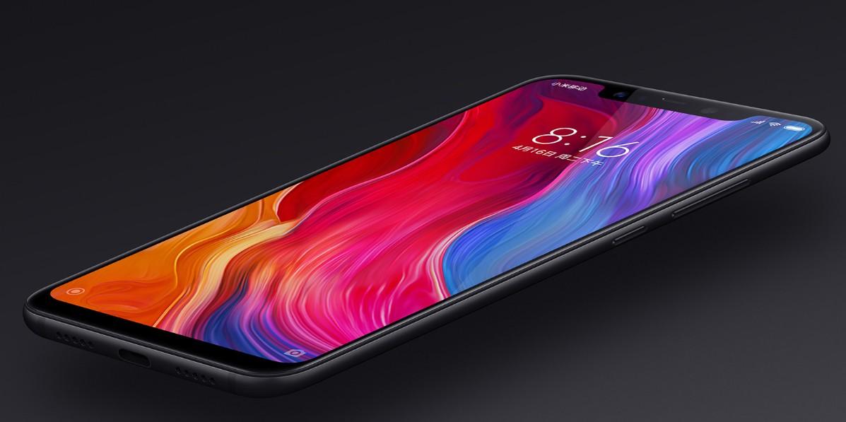 """Versão global Xiaomi mi8 6.21 """"FHD 256 GB Celular 12MP Dual Camera Traseira Dual SIM 3400 mAh smartphone"""