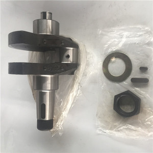 Hot Sale Agricultural Machinery crankshaft for diesel spare parts