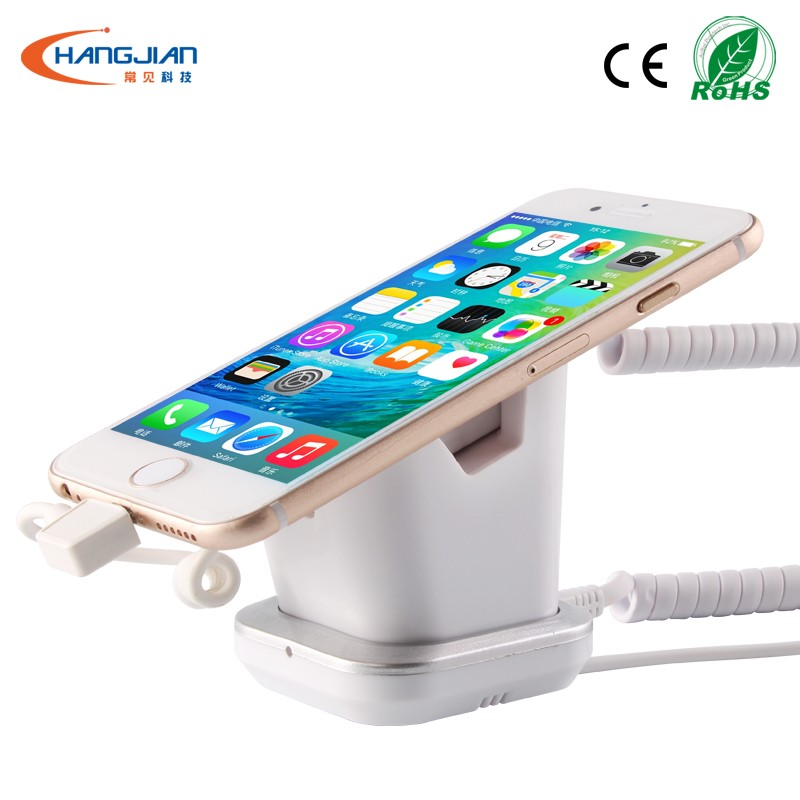 Acrylic Base Cell Mobile Phone Tablet Anti-theft Wireless Security ...