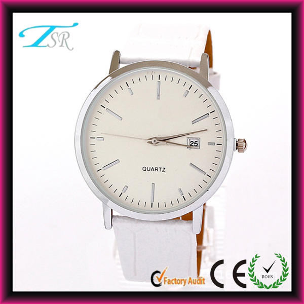 Customize environmental friendly elegant men's unique quartz watch