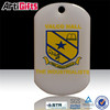 Promotional metal gold high quality new pet products blank pet dog tag