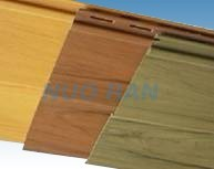 Interlocking PVC Vinyl Siding Manufacturer in China