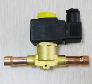 two way solenoid valve for transport refrigeration