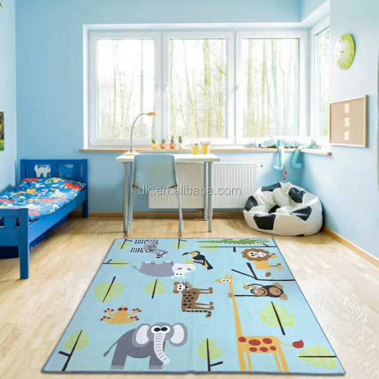 wholesale custom game mats parklon playground baby kids play exercise mats