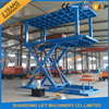 hydraulic electric scissor quick jack car lift elevator with CE