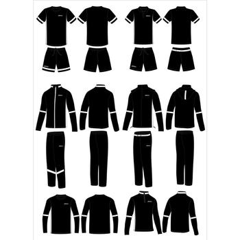 dd576af03f61 customized soccer kits design tracksuit sports training suits warm up wear  and soccer kits