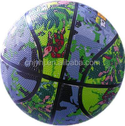 Good quality best selling youth play basketballs