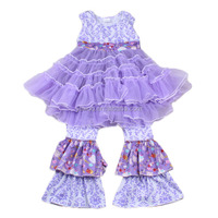 2015hot sale equestrian clothing manufacturers fancy pettiskirts guangzhou kids clothes chiffon dress baby clothes factory yawoo