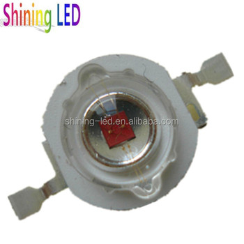 Light Source 1w 3w High Power Ir Deep Red 690nm Led For Plant Growth,Blood  Oxygen Detection - Buy 690nm Led,690nm High Power Led,690nm Led Light