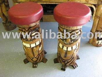 Tiki Barstools Assorted Buy Tiki Product On Alibaba Com