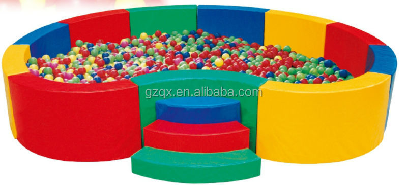 Venta popular juegos piscina decorativa bolas venta for Piscina plastico duro