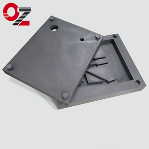 Customized casting graphite mould for aluminum ingot