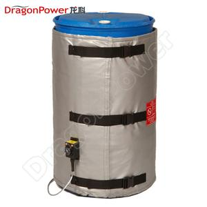 200L Drum Heater Jacket With Customized Heating Up Temperature