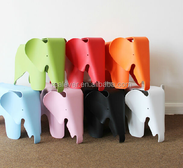 Plastic Kindergarten Chairs Kids Elephant Chair