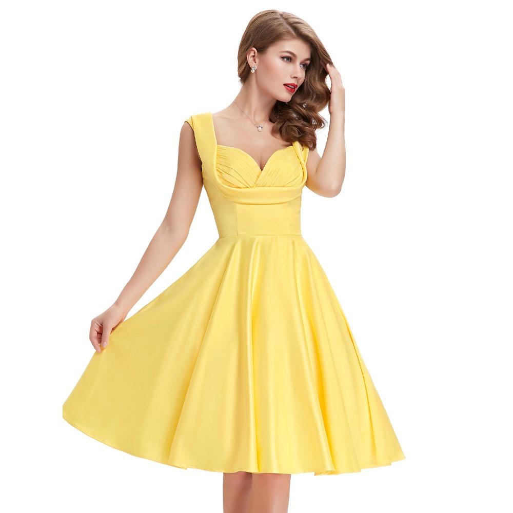 yellow wallpaper summer dress - photo #26