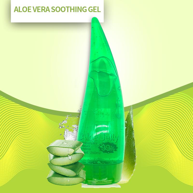 Cosmetici Private Label Crema Solare Lenitivo Viso E Corpo Crema Idratante Aloe vera Gel All'ingrosso