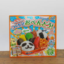 1bag Popin Cook Panda Rice Food DIY Toys Kracie Panda Rice cookin happy kitchen Japanese candy