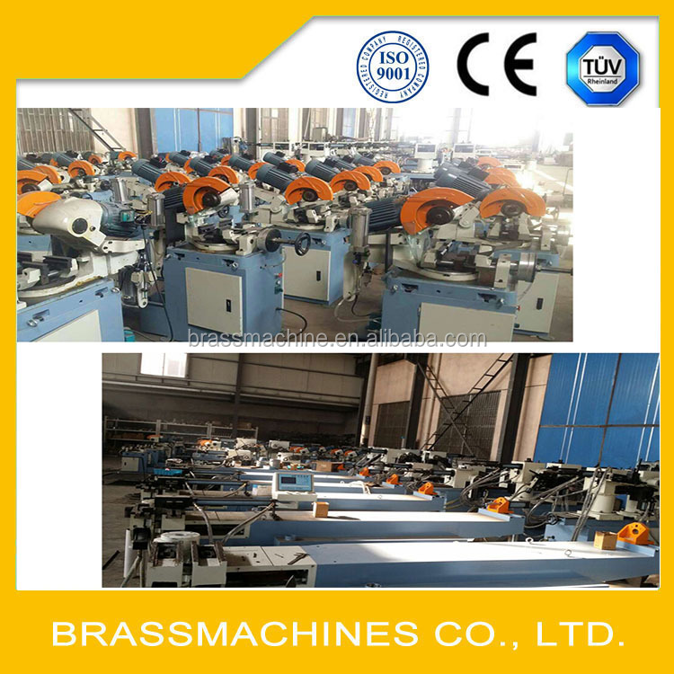 China supplier automatic hydraulic angle pipe notching machine