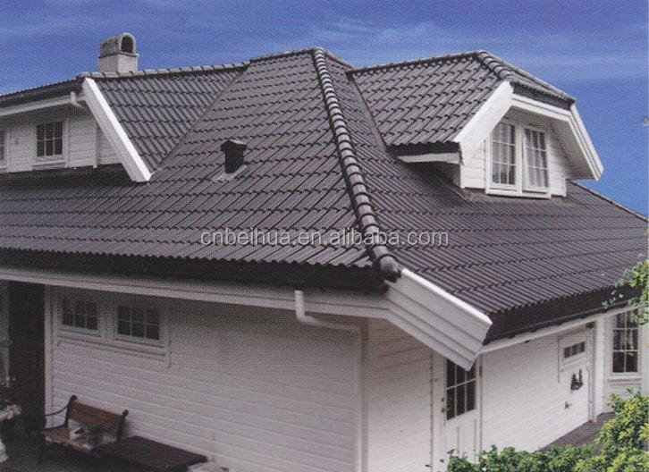 Step Tile Roof, Pioneer Roof Tile, Corrugated Roof Tile