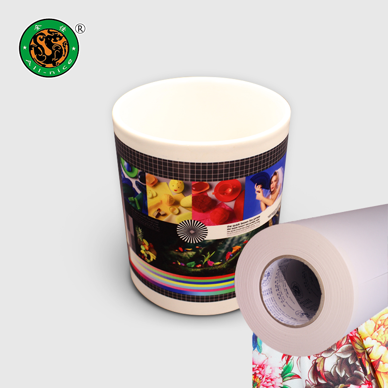 China supplier inkjet transfer paper for mug polyester fabric