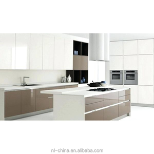 latest design matt lacquer kitchen cabinet doors aluminium skirting corner cabinet kitchen design