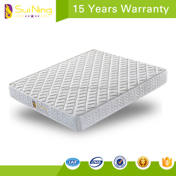 high density king coconut coir memory foam mattress a10359