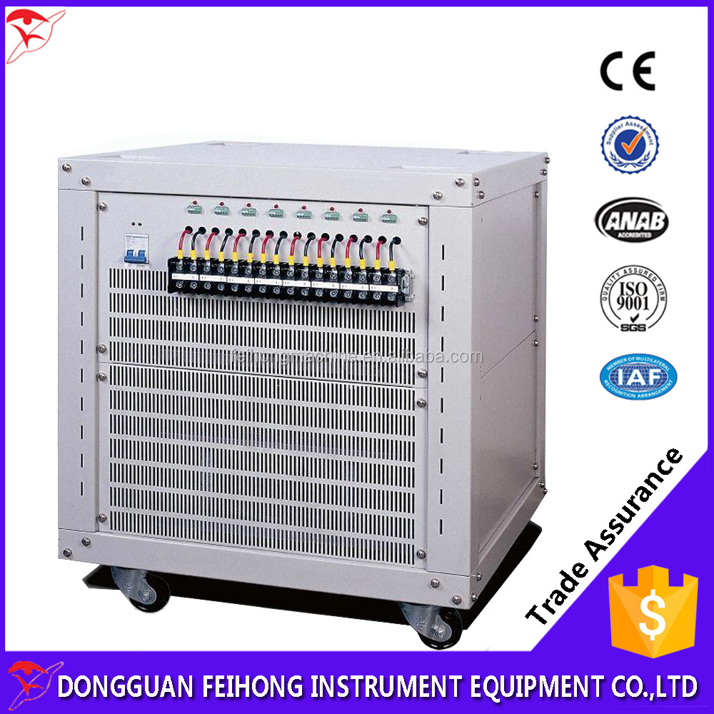 220V 20A Portable Lead Acid Battery Discharger