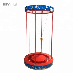 MIYING 2018 New project bubble land kids small indoor playground equipment