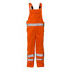 cheap high visibility safety orange jumpsuits for men