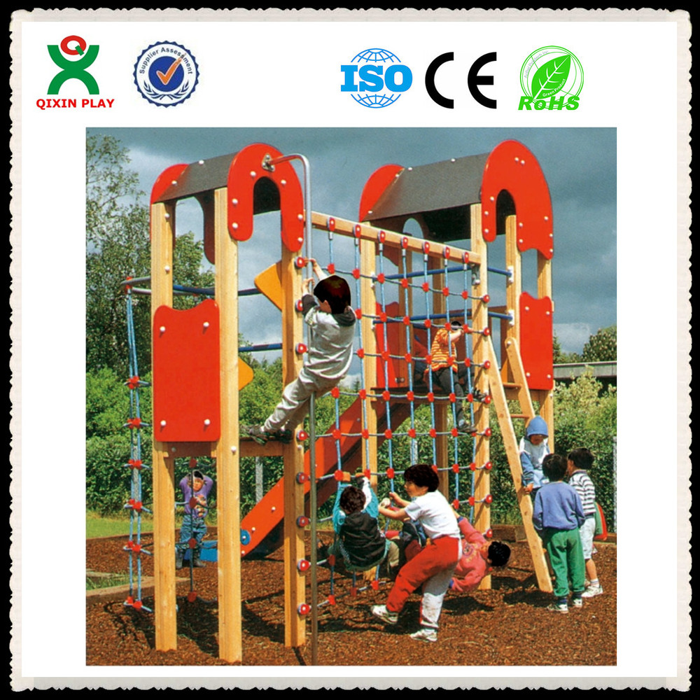 Wholesale indoor playground toddler wooden jungle gym for Best indoor playground for toddlers