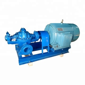 S series single grade double suction big flow mining water pump