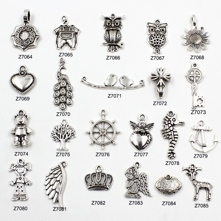 Charming many styles <strong>charms</strong> for bracelet beautiful jewelry accessories making your own jewellery