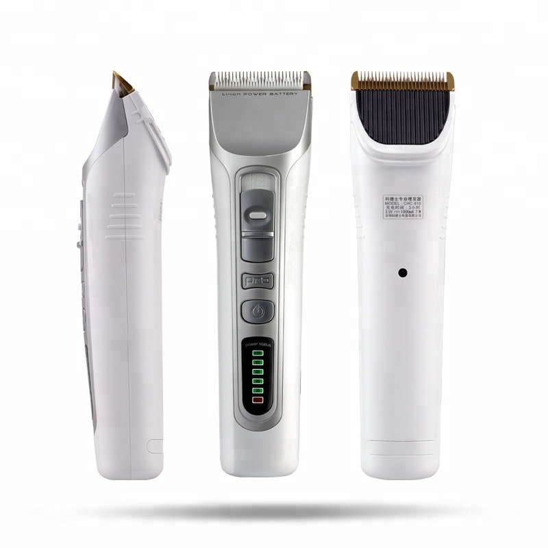 best <strong>Cordless</strong> Rechargeable <strong>hair</strong> barber <strong>clipper</strong> With LED display