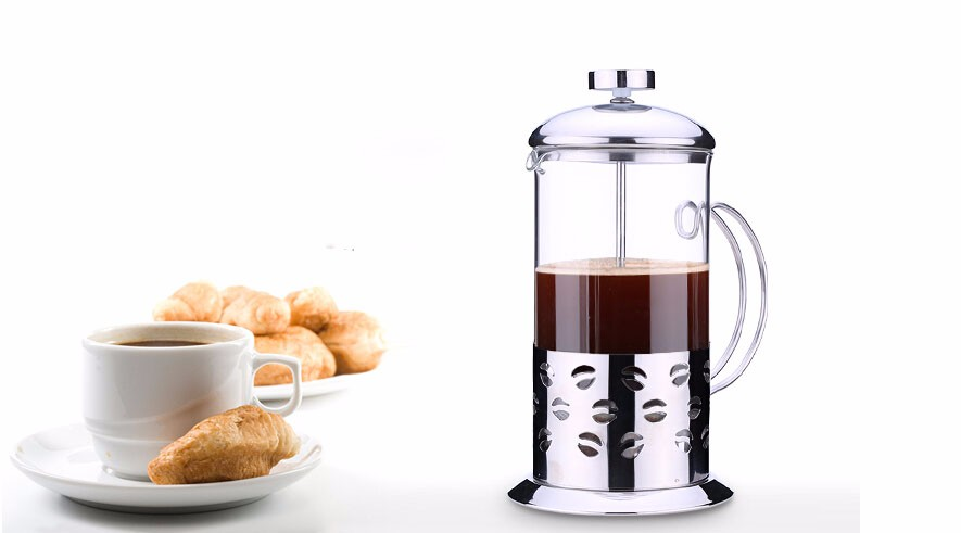 High End French Press Coffee Maker : Wholesale French press coffee maker stainless steel high quality cofffee pot tea pot - Alibaba.com