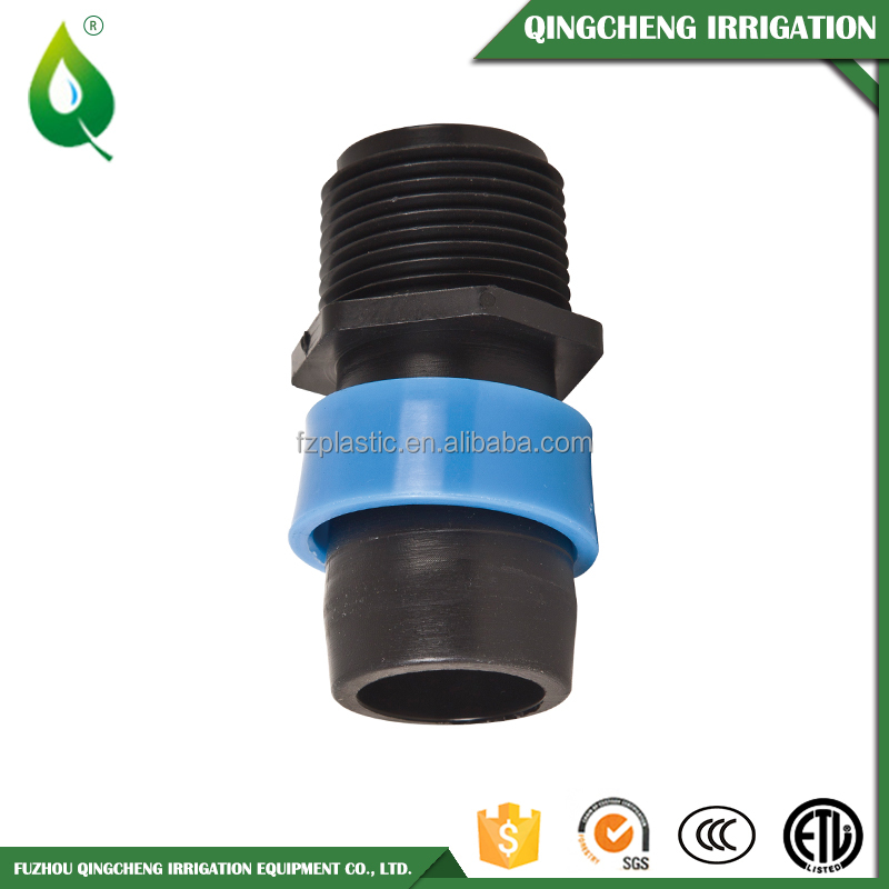 Multi-Size Dn40*1-1/2'' Irrigation PVC Pipe <strong>Fitting</strong>