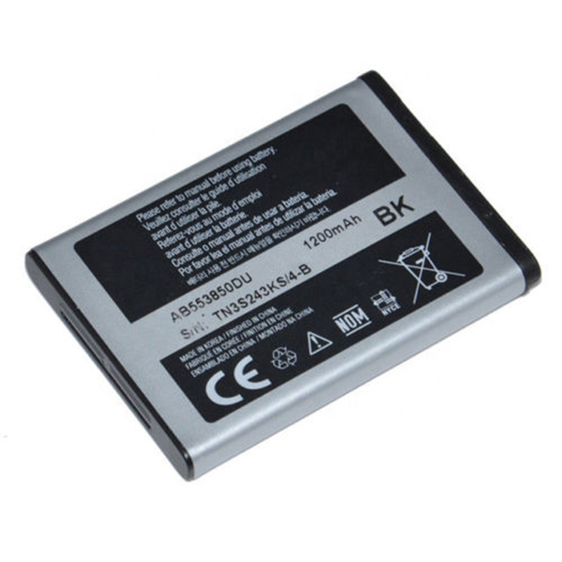 OEM 3.7V 1200mAh AB553850DU battery for Samsung Galaxy D880 D888