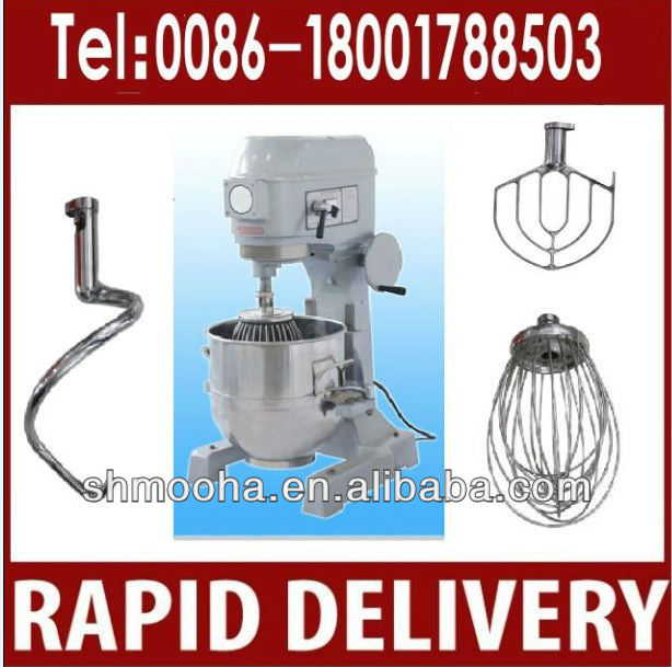 20l home kneading machine for flour ,cake ,egg,milk (manufacturer low price,3 attachments)