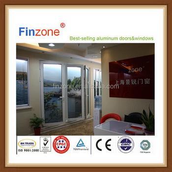Aluminium Folding Door Factory Photo Album - Woonv.com - Handle idea
