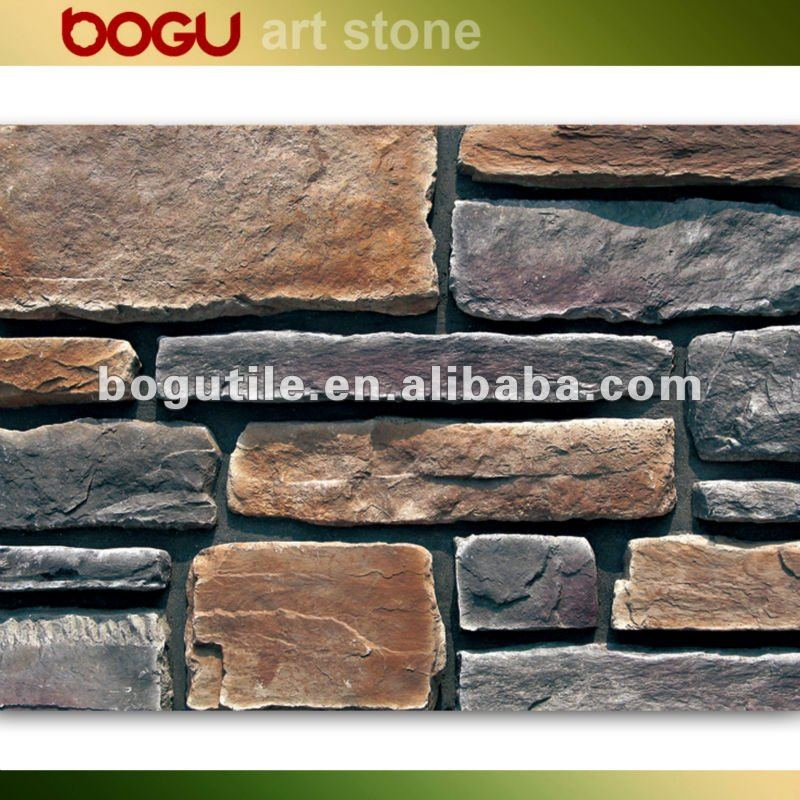 2012 new interior wall stone decoration tile
