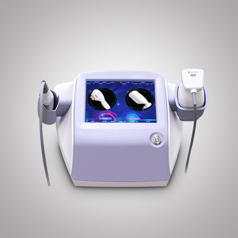 2 in 1 Facial Hifu Portable Liposonix Machine Price for Slimming