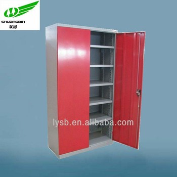 Amazing High Quality Cheap Red Office Cole Steel File Cabinet, 2 Door Red Book  Storage Steel