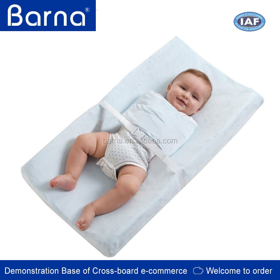 Hot sale Baby Cushioned Diaper Change Mat,Waterproof Baby Care Play Urine Mat