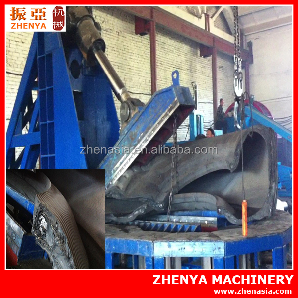 High Quality Giant Tires Recycling Equipment for Sale