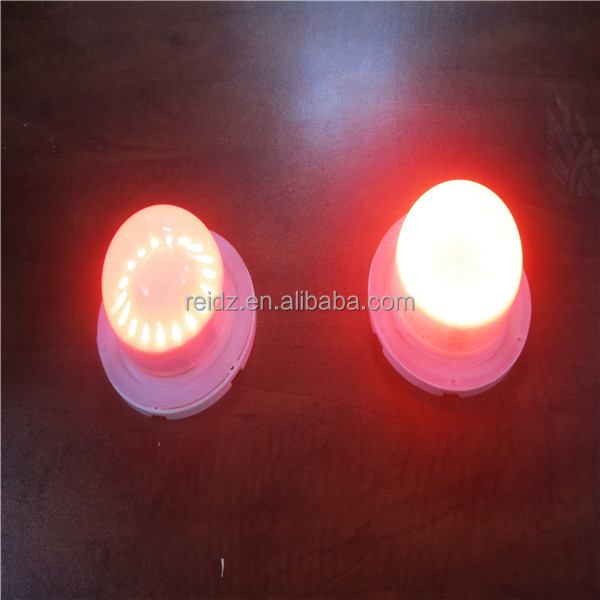 Warm colorful light led lighting bulb LED furniture with waterproof function