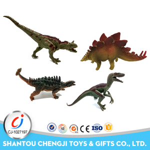 New arrival plastic kids nature world dinosaur model