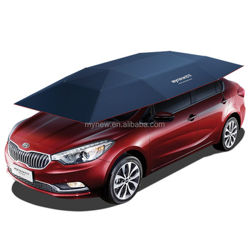 Sun Protection Cover Car Mynew 3rd Generation Automatic Folding Car Cover Buy Car Cover Automatic Car Cover Automatic Folding Car Cover Product On