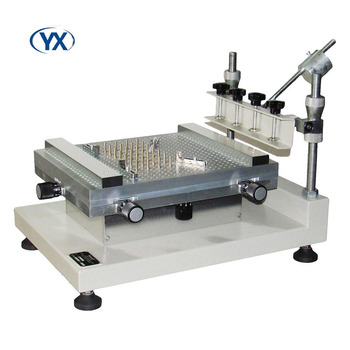 YX3040 Stencil Printer Screen Printing Machine PCB Production Line, View  Stencil Printer, YINGXING Product Details from Wenzhou Yingxing Import &